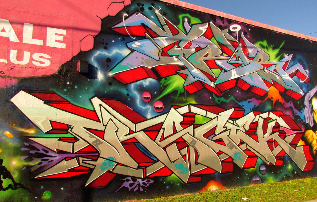 Wynwood Walls 2016 435 and 436