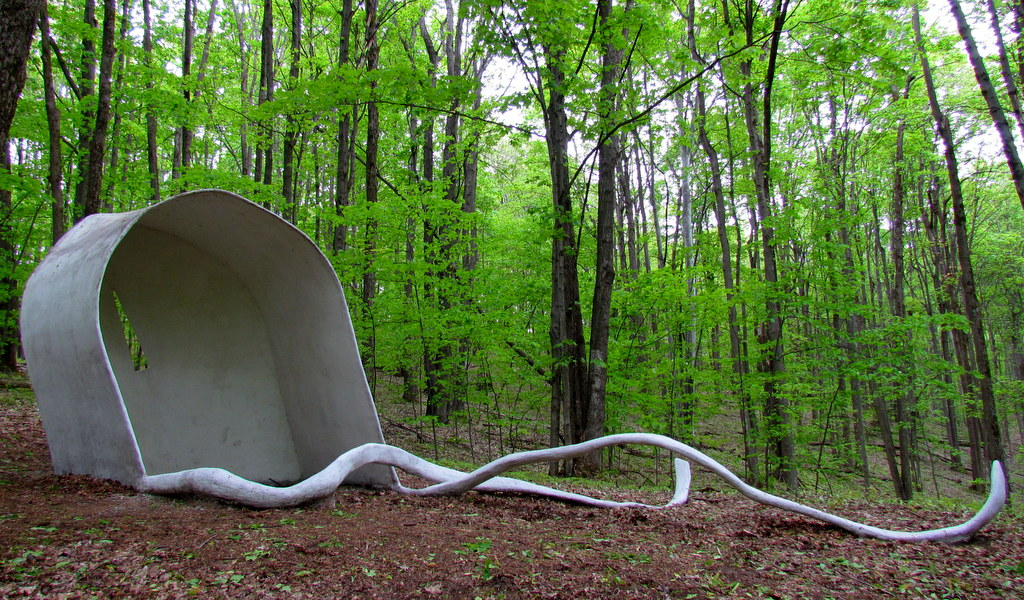 15 Works @ Michigan Legacy Art Park, Thompsonville, Michigan
