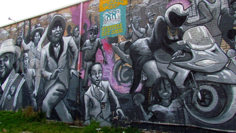 More New Orleans Street Art ~ March 2017