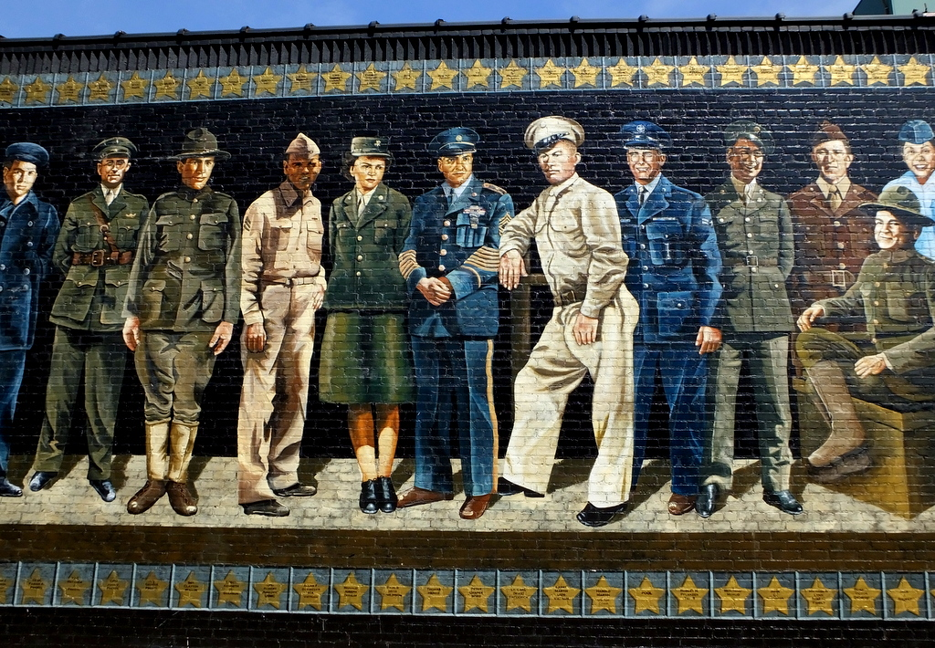 The History Murals of Ashland, Wisconsin